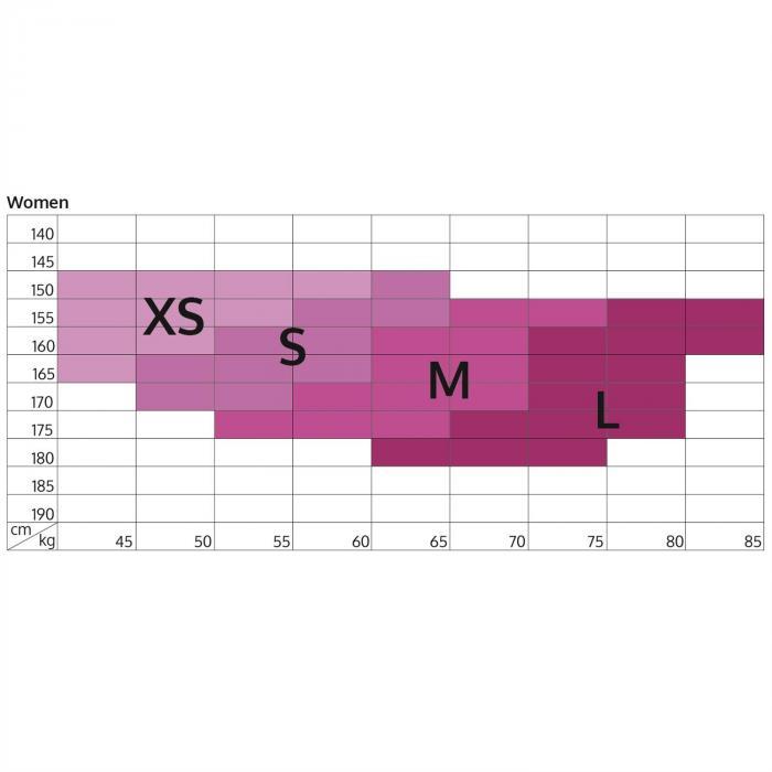 Beforce Maglia a Compressione Indumento Tecnico Women Size M