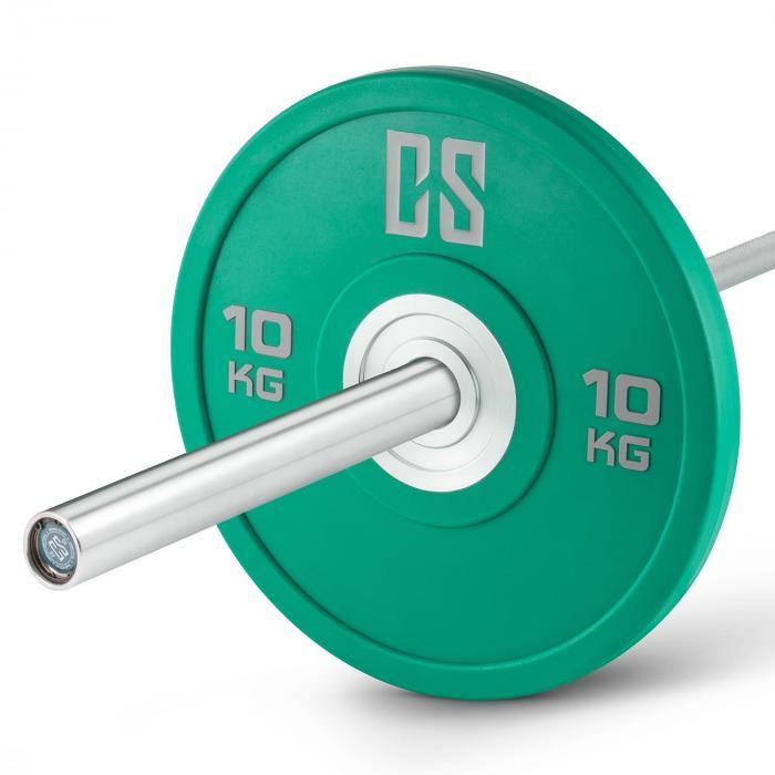 Performan Full Set Gewichtsscheiben 4 Paar 10 - 25 kg