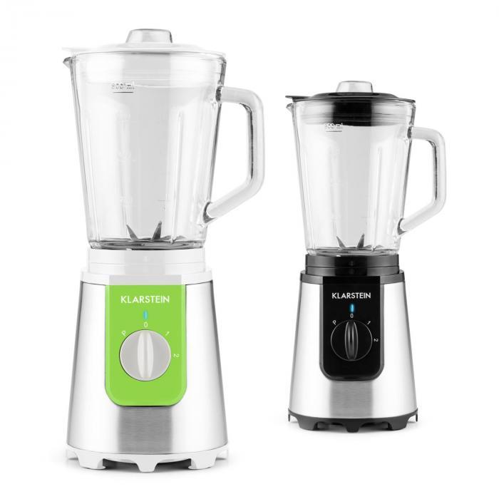 Shiva Frullatore Mini Smoothiemaker 0,8l 350W senza BPA Verde