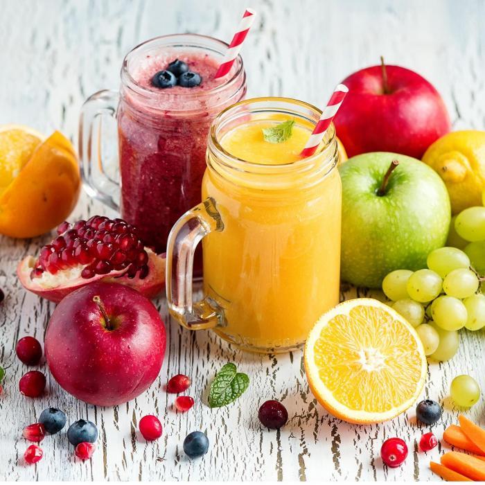 Fruitberry Slow Juicer mehustin 400W 60U/min täyttöputki Ø 8,5cm teräs BPA-vapaa