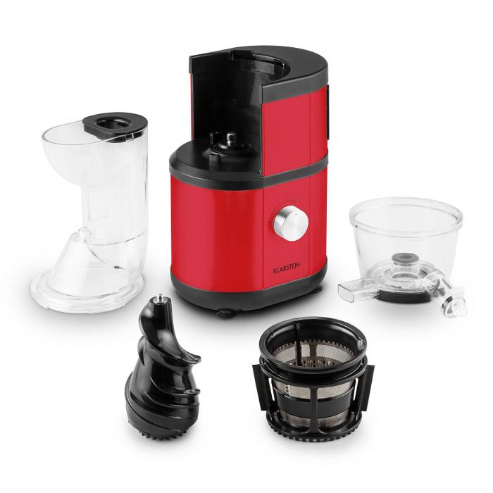 Slow Juicer Kaufen : Fruitberry Slow Juicer 400W 60U/min Einfullrohr o 8,5cm ...