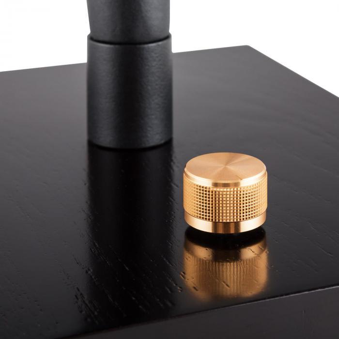 Tonal Altoparlante a Tromba Bluetooth AUX Alloggiamento in Legno