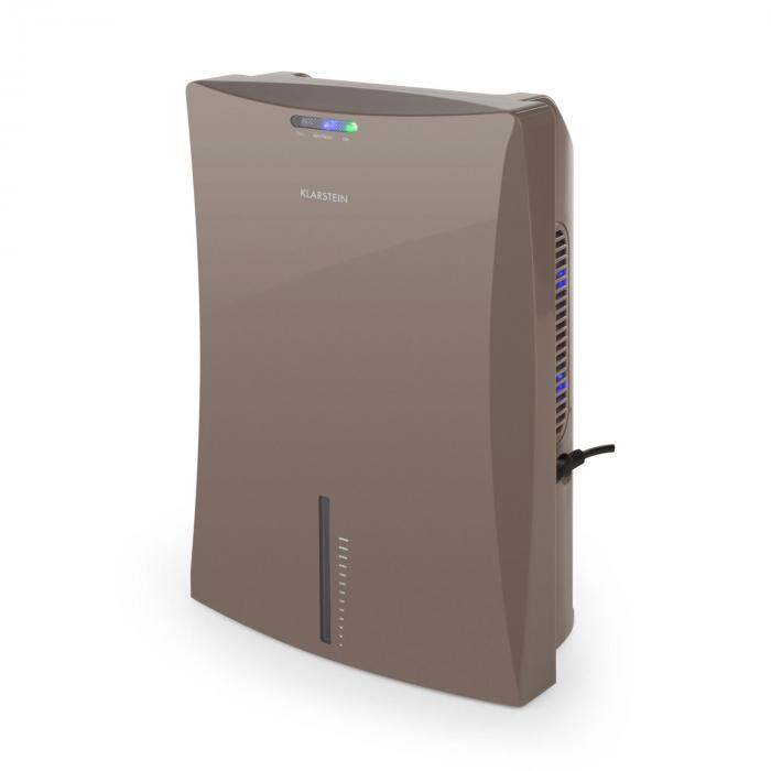 Drybest 2000 2G Dehumidifier Ionizer 700 ml/d 70 W grey