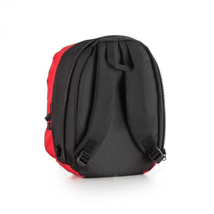 Almer Trekking Backpack 80l 40x80x35 cm Daypack Red/Black