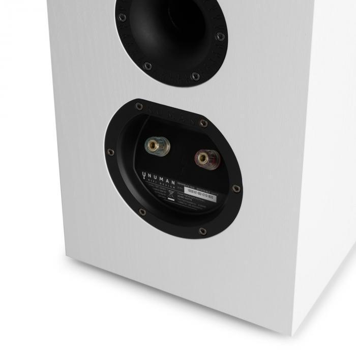 Unison Reference 802 Edition – Receiver | Förstärkare | Högtalare vit