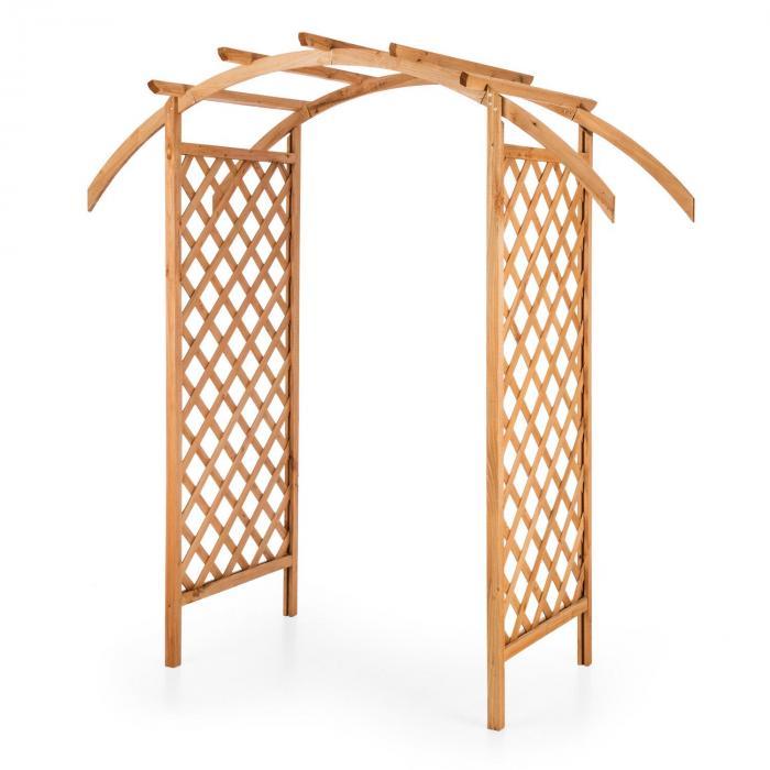 Puerta del sol pergola uk ogrodowy lite drewno kup tanio for Puerta 7 foro sol