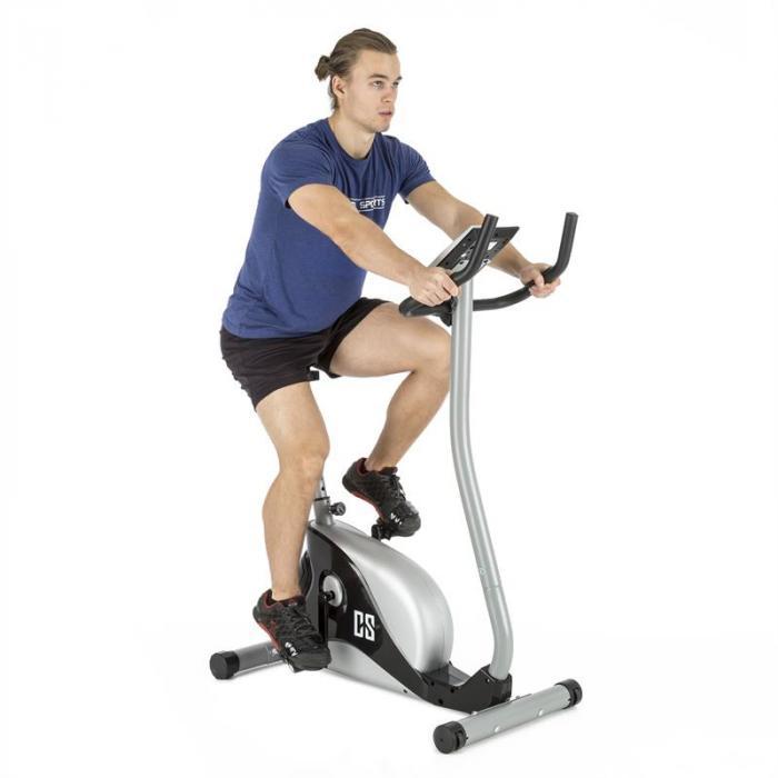 Cozzil Cardiobike Cyclette 4 kg Argento