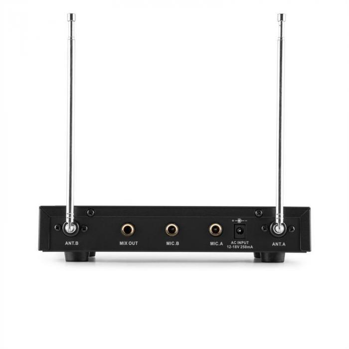 Mobile PA-Anlage mit Funkmikron PA-System mit Bluetooth