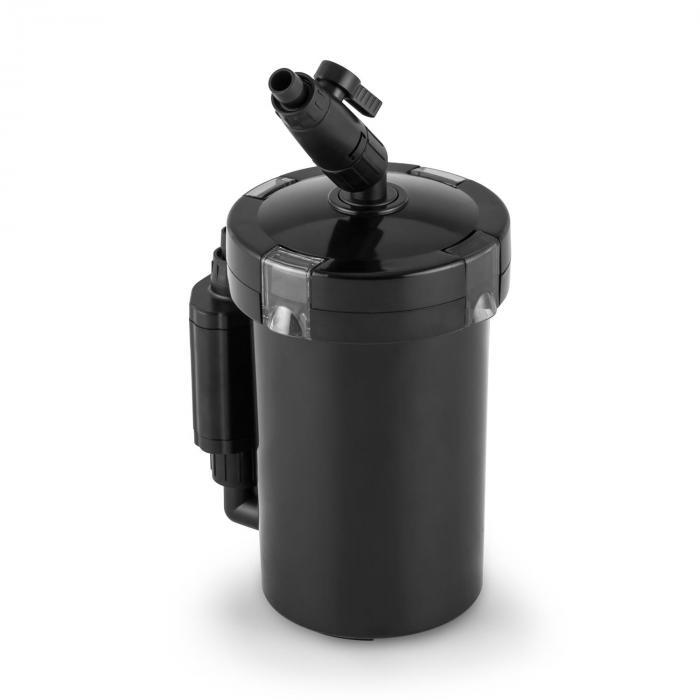 Clearflow 6UVL Filtro Esterno Per Acquario 6W 4 Livelli 400l/h