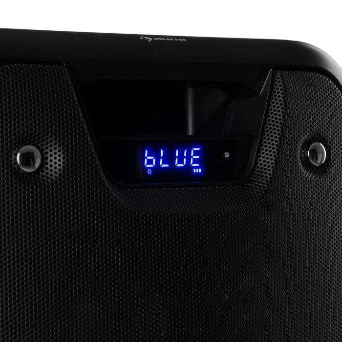 PSS60 Altoparlante Bluetooth Mobile MP3 Microfono Radio LED & USB