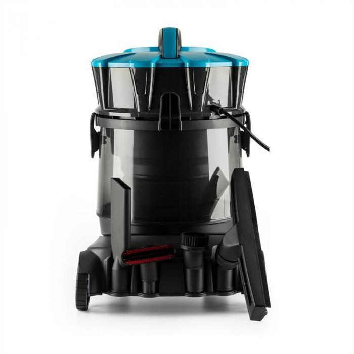Phantom Dervish märkä-kuivaimuri 1200W syklooniteknologia sininen