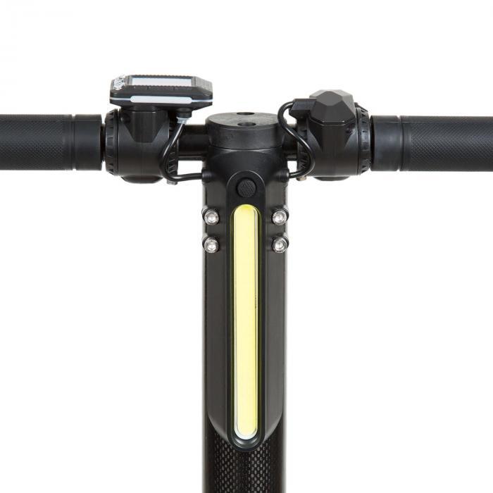 sc8ter carbon elektro scooter easy fold funktion 250w bis. Black Bedroom Furniture Sets. Home Design Ideas