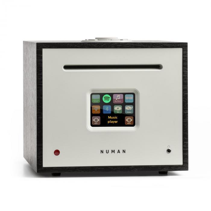 Unison Reference 802 Edition - Aparelhagem Amplificador Altifalante + Capa
