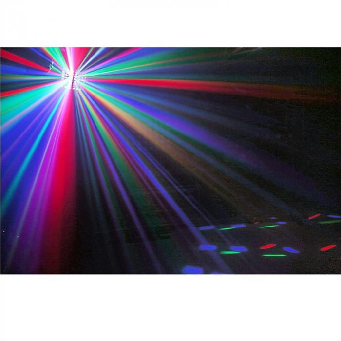 MultiRadiant II LED 6 x 3W RGBAWP