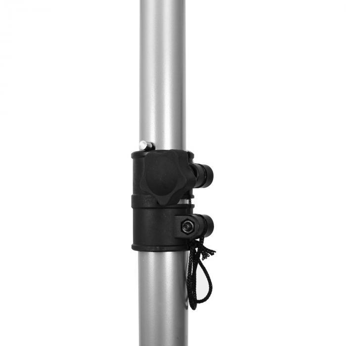 Set di Altoparlanti Passivi Vonyx SPJ1200 con Supporto per diffusori Malone