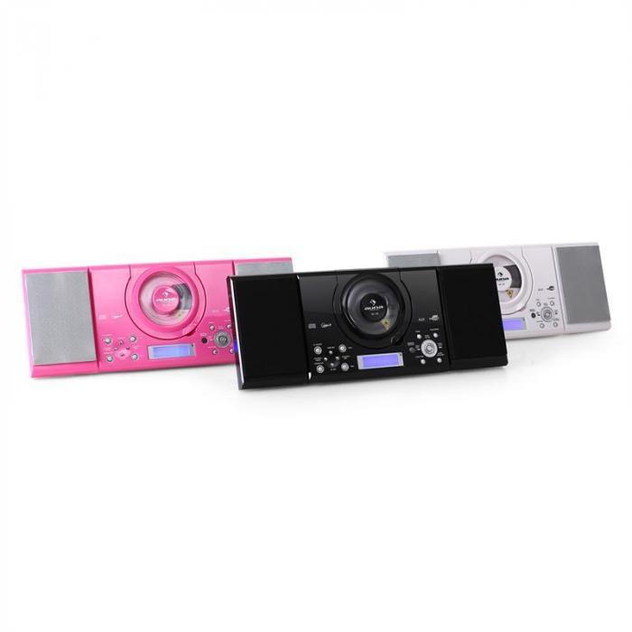 MC-120 Stereo lettore USB MP3-CD Montaggio a parete