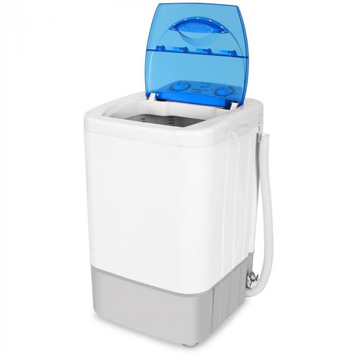 SG002 Mini Camping Washing Machine 2.8kg Max Load