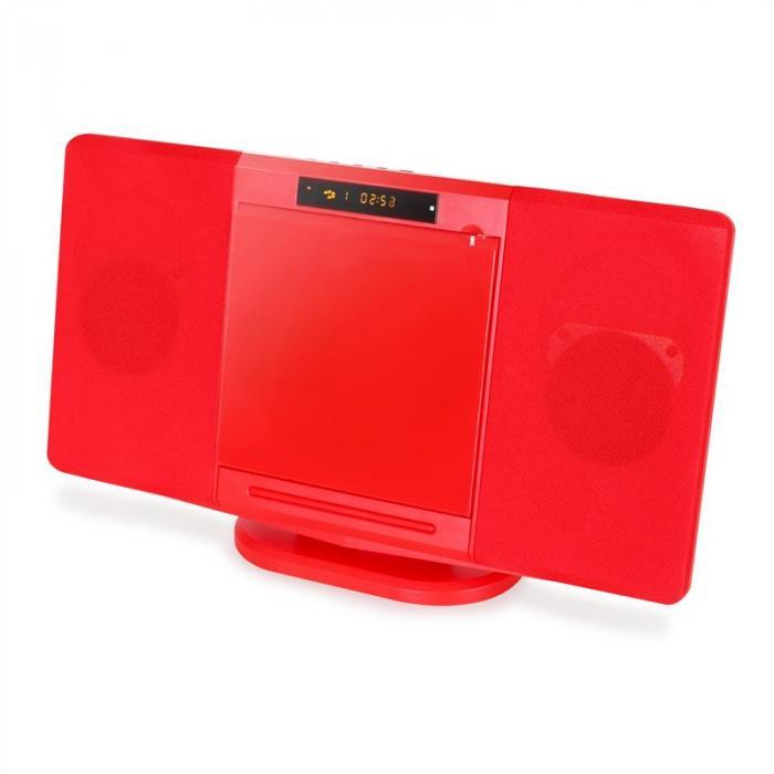 CH04CD Vertikal-Stereoanlage CD USB SD