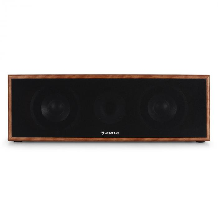 Linie-300-WN 5.1 Home theatre 5.1 515W RMS noce