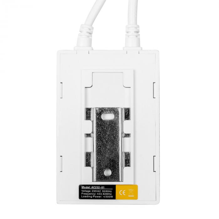 """Pantalla eléctrica con motor para proyector FrontStage 77"""" 195 cm 16:9"""