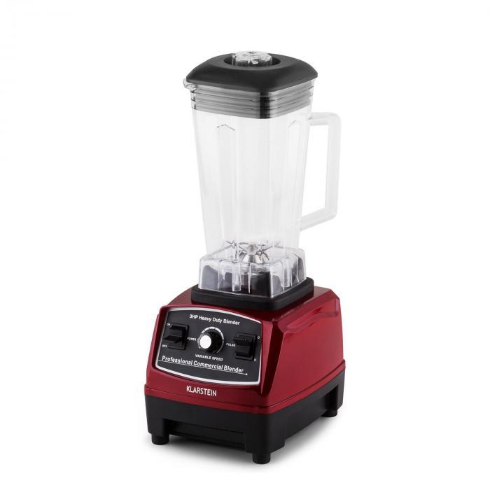Herakles-2G-R Standmixer 1200W 1,6 PS 2L Green Smoothie BPA-frei