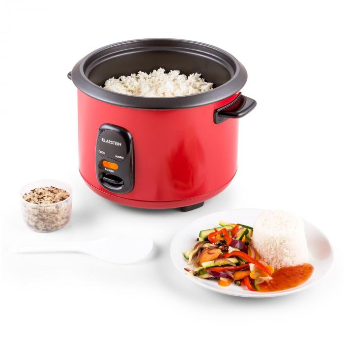 Osaka 15 Premium Rice Cooker with Steamer Attachment 15 Litres 15