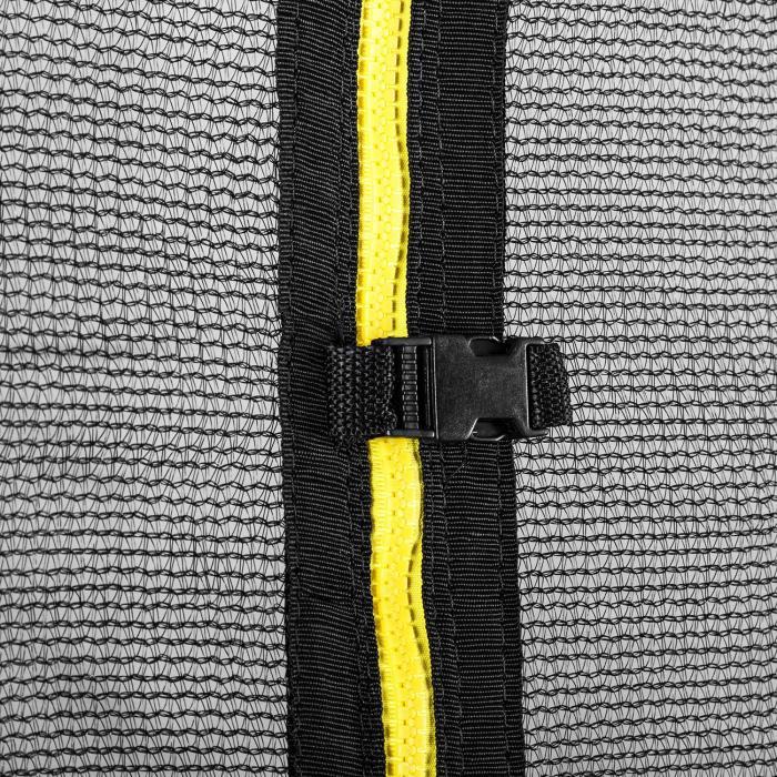 rocketboy gartentrampolin mit sicherheitsnetz profi trampolin 366 cm bla blau 366 cm online. Black Bedroom Furniture Sets. Home Design Ideas