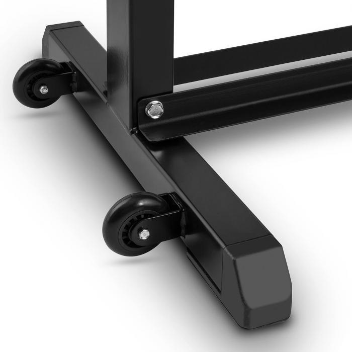 Adjustar Hantelbank anpassbar Stahl 300kg Schwarz