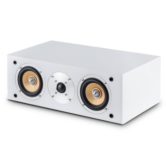 Line 501 CS-WH Home Cinema Passive Center Speaker 120W White