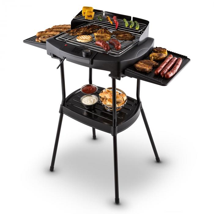 dr beef ii tischgrill elektrogrill standgrill 2000w thermostat online kaufen elektronik star at. Black Bedroom Furniture Sets. Home Design Ideas