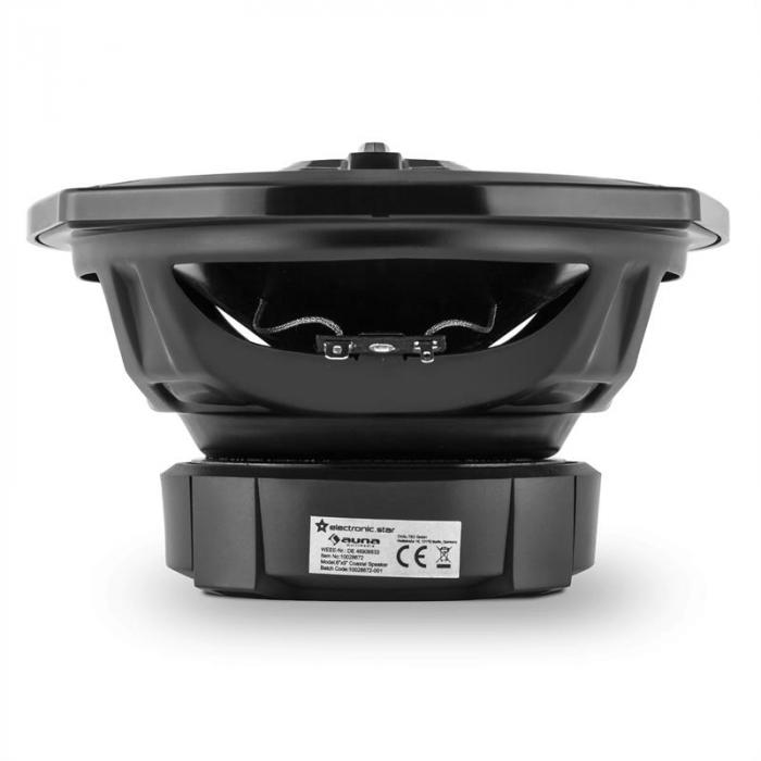 CS469 4.0 Zestaw samochodowy Hi-Fi | 4-drożne głośniki koncentryczne | 4-kanałowy wzmacniacz