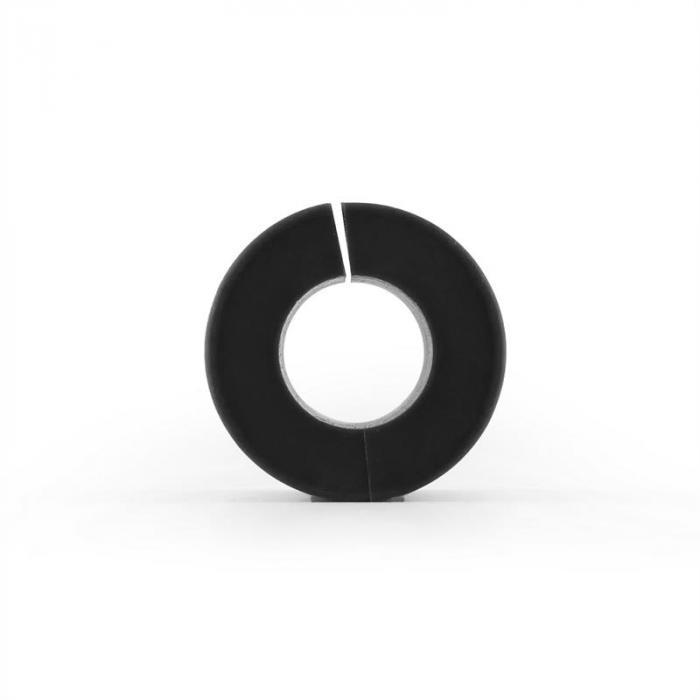 Grapsch Grip Griffmanschette Schwarz Gummi