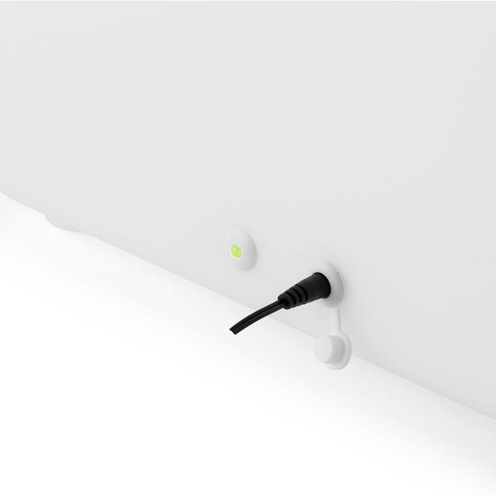 Shinecube LED zit kubus 30x30x30cm lichtkubus 16 LED afstandsbediening