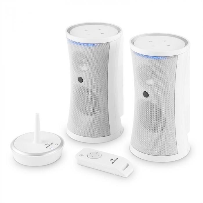 Tower 70 White Altoparlante Wireless 863 MHz Bianco
