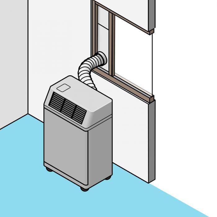 Guarnizione Per Finestra Per Climatizzatori Portatili