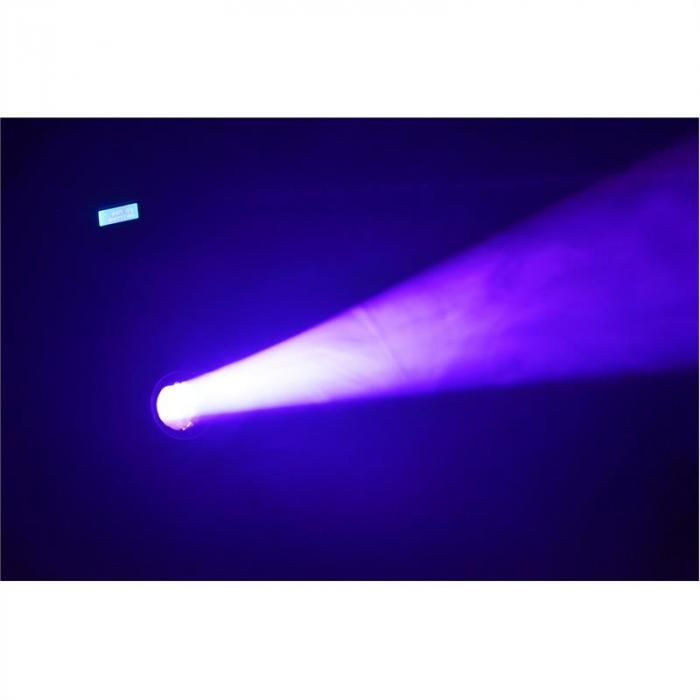Panther 50 Led Spot Movinghead Effetti Luminosi 9 Gobos 7 Colori