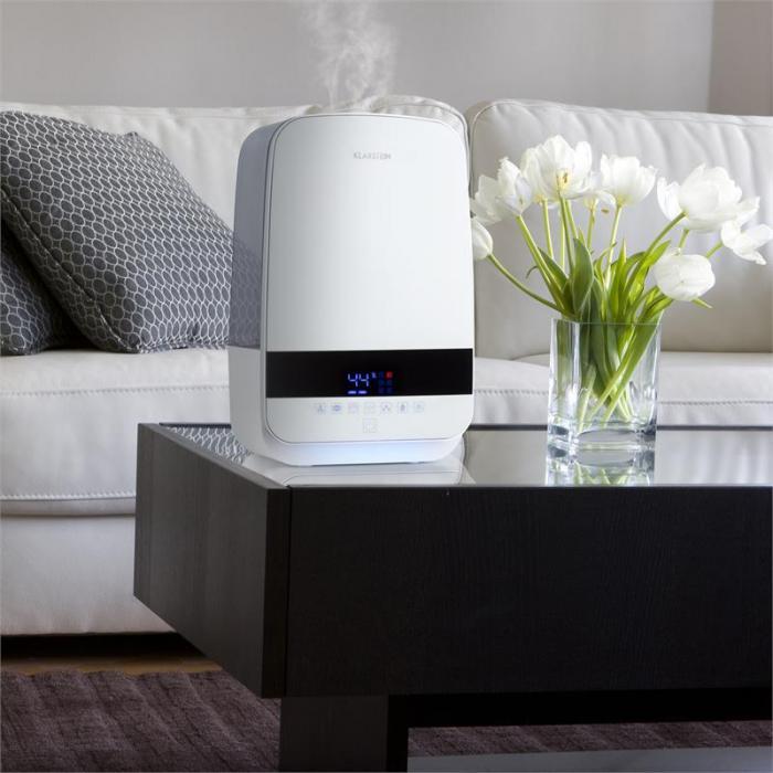 nibelheim ultraschall luftbefeuchter ionisator 5 6l uv wei wei online kaufen elektronik. Black Bedroom Furniture Sets. Home Design Ideas