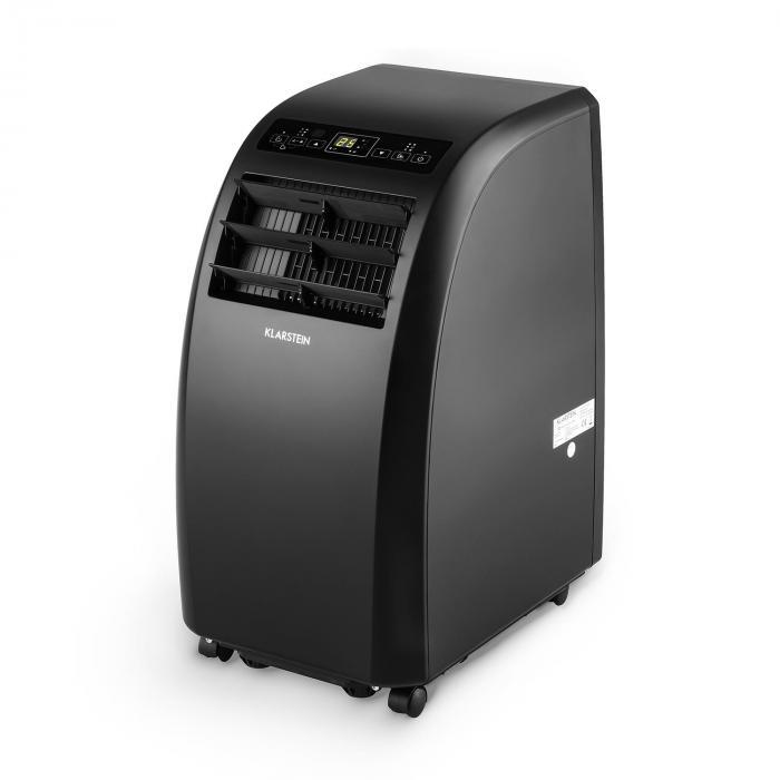 Metrobreeze Rom Climatizzatore 10000 BTU Classe A+ Telecomando Nero