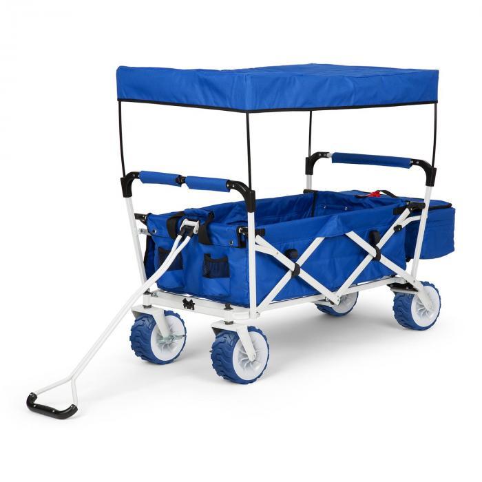 The Blue Supreme Carretto A Mano Pieghevole 68kg