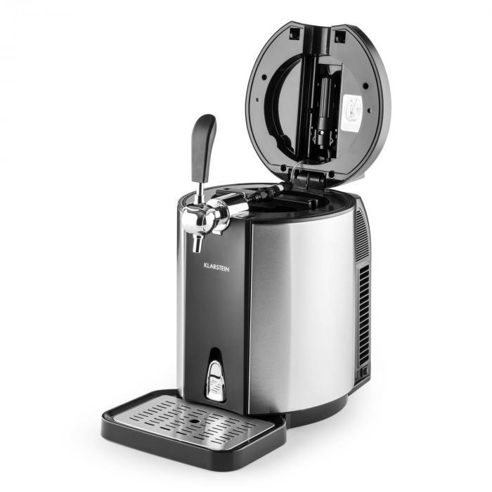 Skal Spillatore Birra Refrigeratore Birra Fusti da 5l CO2 Acciaio