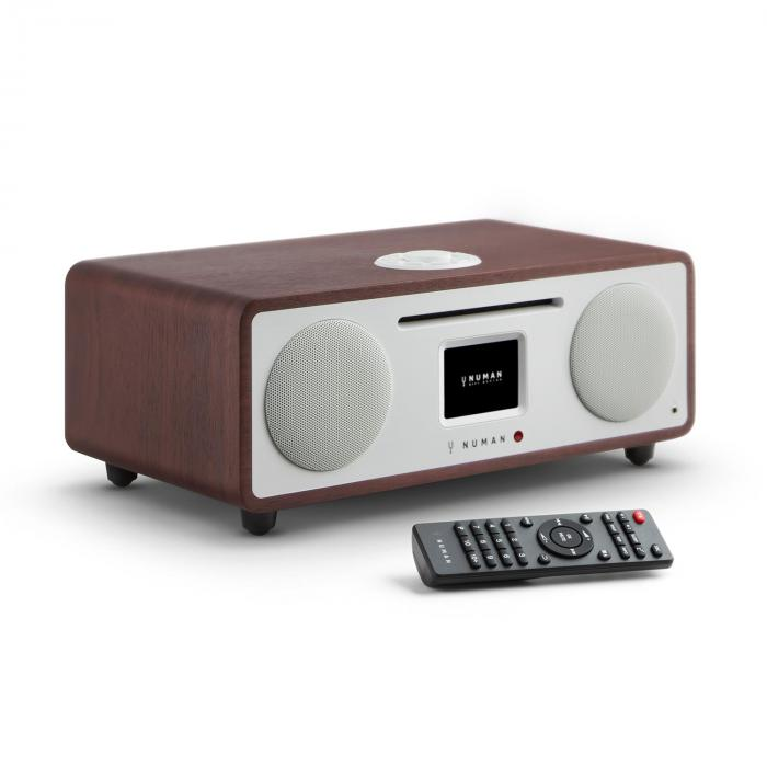 two 2 1 design internet radio mit cd 30w bluetooth. Black Bedroom Furniture Sets. Home Design Ideas