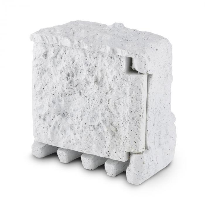 Timer Rock pihapistorasia 2-osainen jakaja 1,5m ajastin kallio