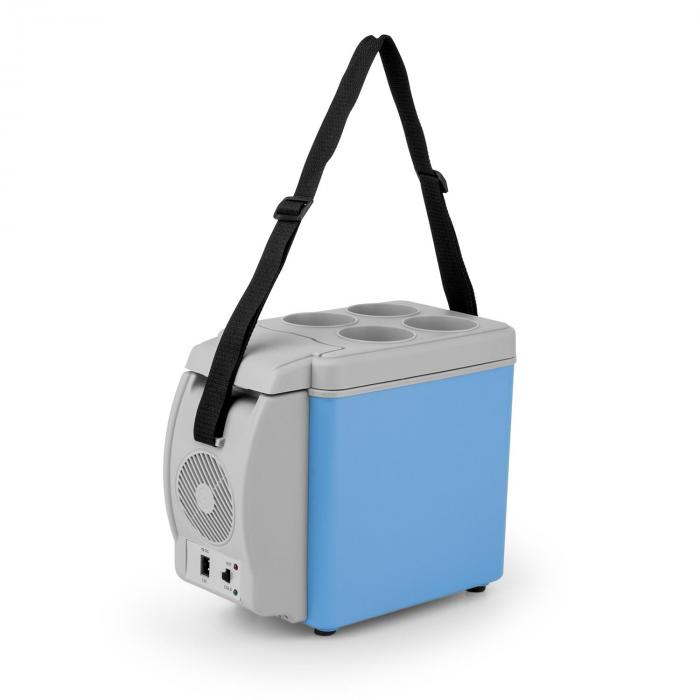 roadtrip mini thermo k hlbox 6l 12v adapter auto blau blau. Black Bedroom Furniture Sets. Home Design Ideas