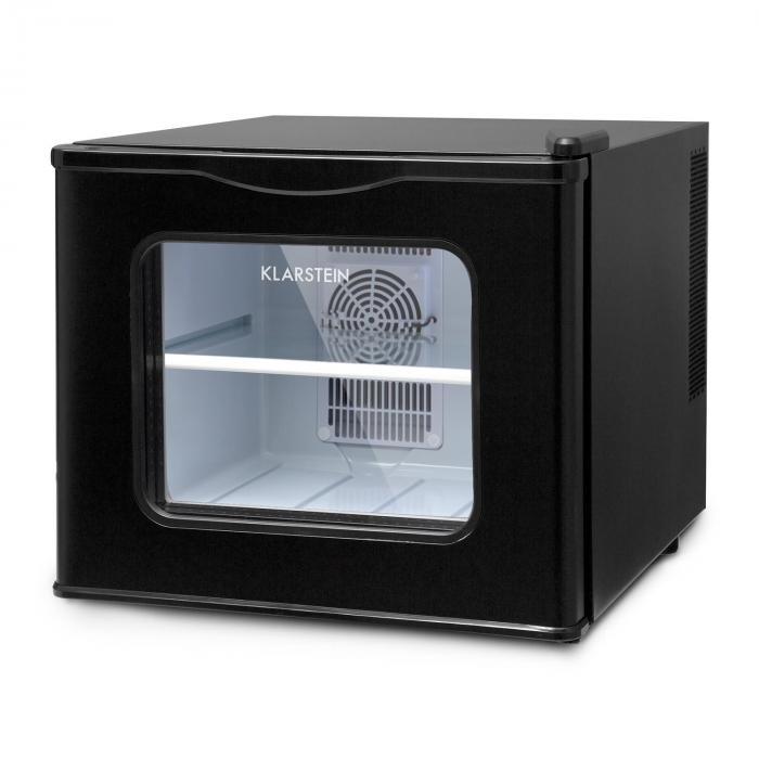 Winehouse Minibar 17 Litri 60 W Classe A++ Porta di Vetro Nero