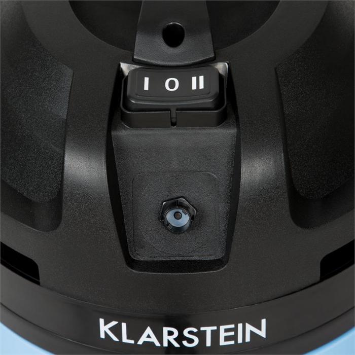 Reinraum 3G Aspirapolvere 4-in-1 1400W Serbatoio per Detergente