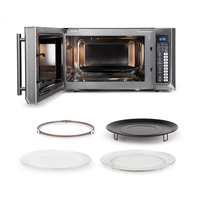 Brilliance pro forno a microonde 43 litri grill ricircolo - Ricircolo aria casa ...