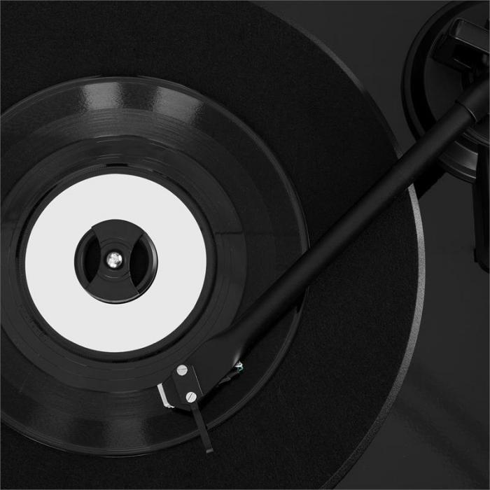 TT-Massive levysoitin 33 1/3 & 45 pyörähdystä/min mangeettiotto Phono Out