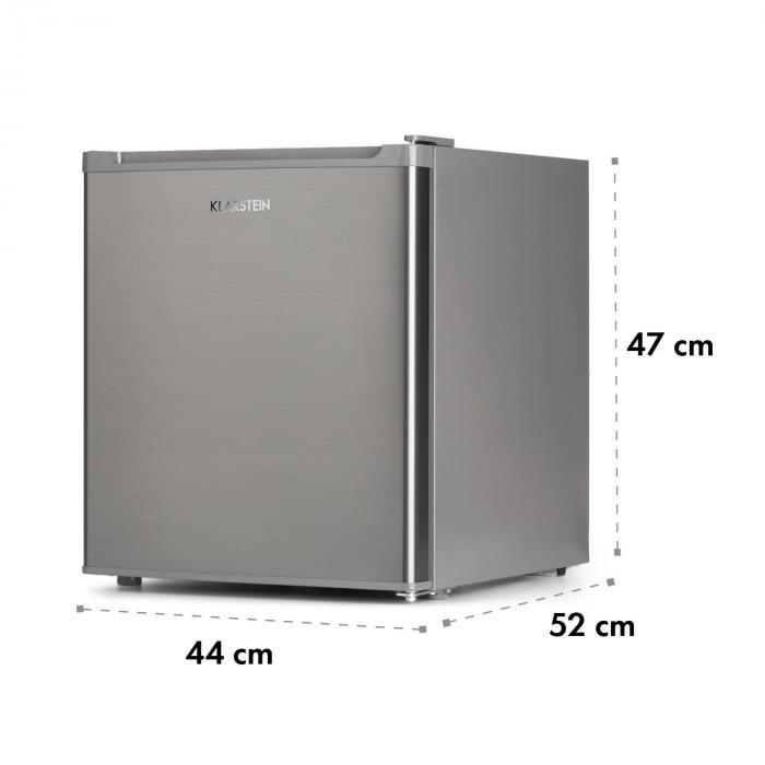 Garfield Eco A++ 4-tähden pakastin 34 litraa kompakti hopea
