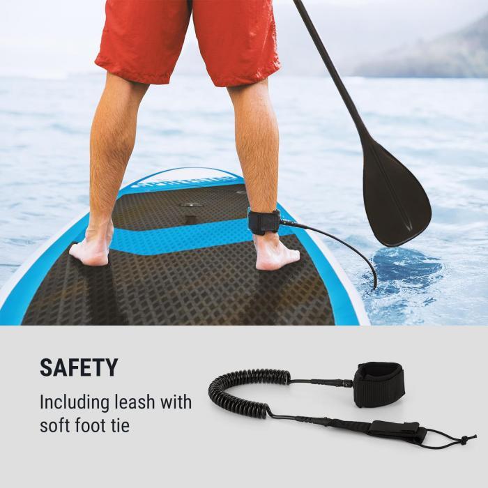 Spreestar WS Planche de paddle gonflable 300x10x71 cm J8hfIBsDSl
