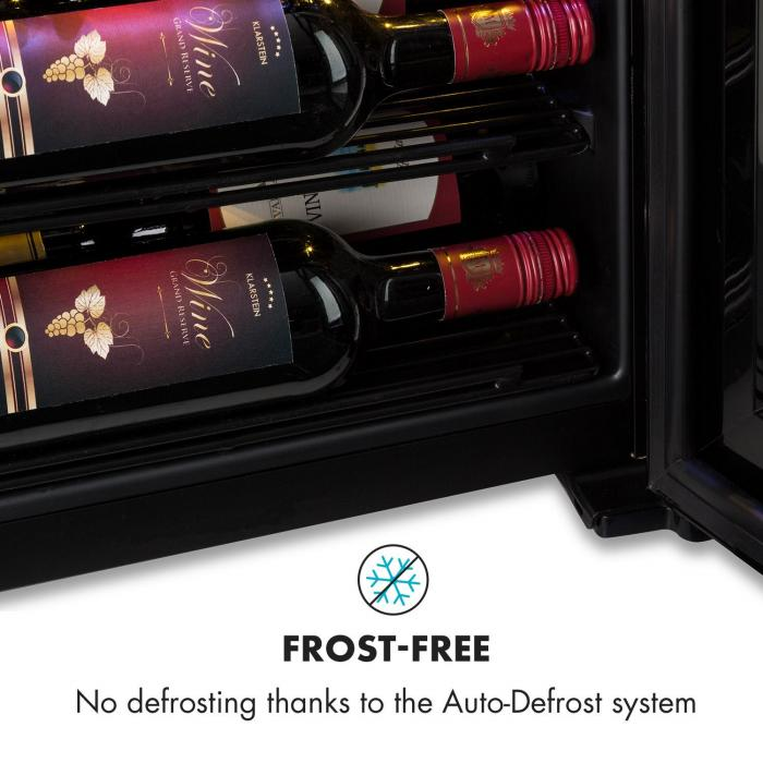 Bellevine Deux 39 Flex Wine Cooler 2 Zones 105l 39 Bottles